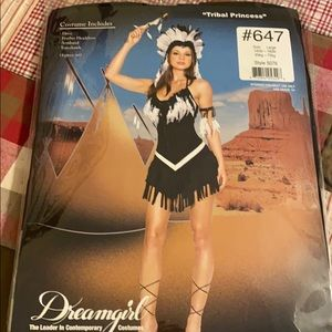Dream girl Tribal Princess Costume